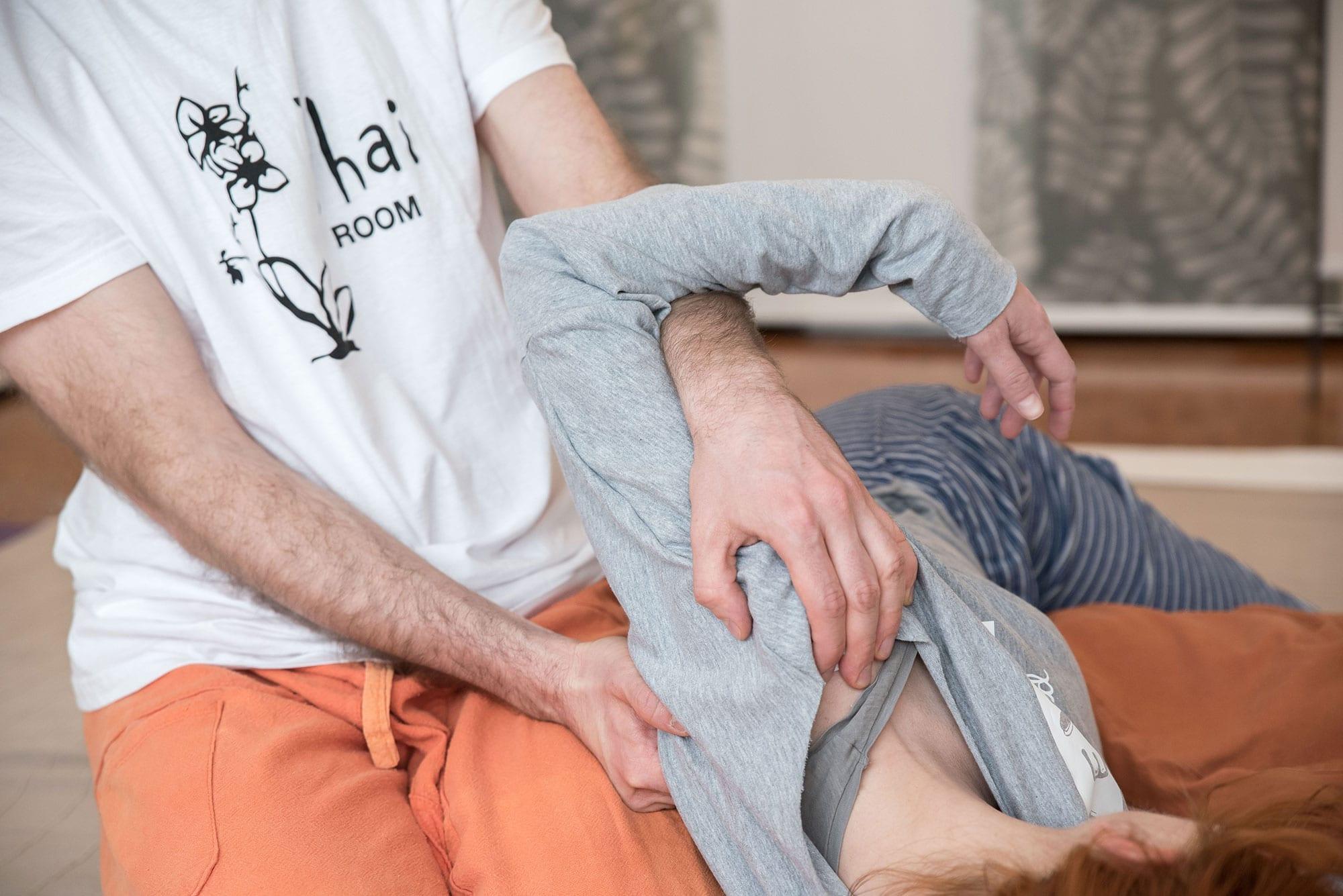 tajlandska masaža u zagrebu