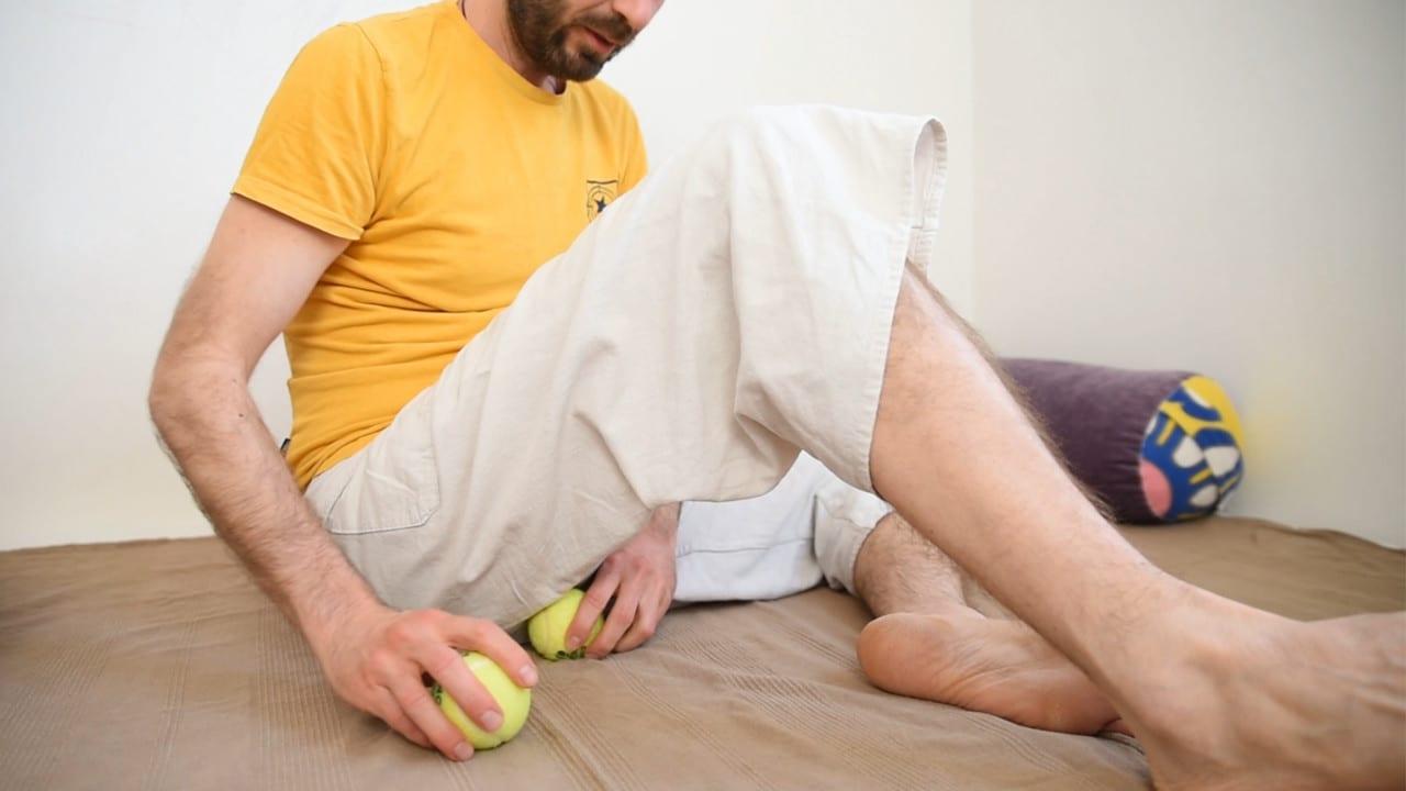 online susreti masaža sa teniskim lopticama